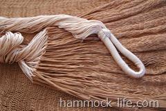 手編みハンモック